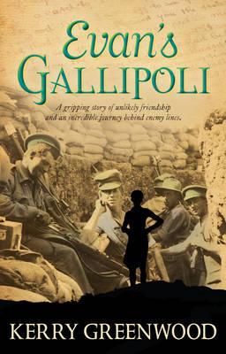 Evan'S Gallipoli book