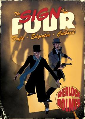 Sign of the Four by Ian Edginton