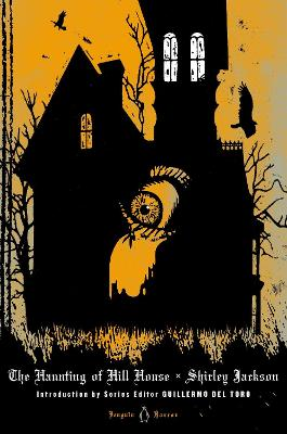 Haunting of Hill House book