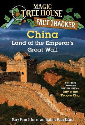 Magic Tree House Fact Tracker #31 China by Mary Pope Osborne