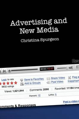 Advertising and New Media book