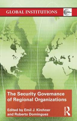 Security Governance of Regional Organizations book
