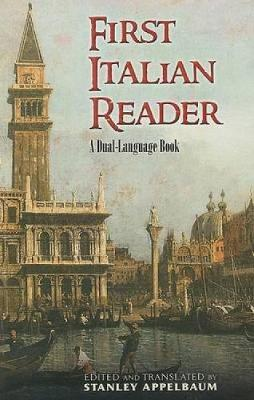 First Italian Reader by Stanley Applebaum