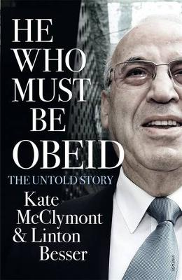 He Who Must Be Obeid book