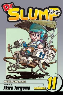 Dr. Slump, Vol. 11 by Akira Toriyama