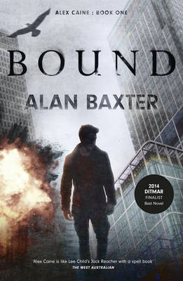 Bound by Alan Baxter