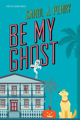 Be My Ghost book