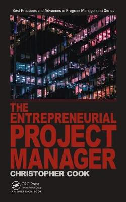 Entrepreneurial Project Manager book