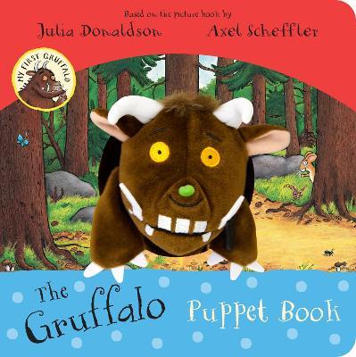 My First Gruffalo: The Gruffalo Puppet Book by Julia Donaldson
