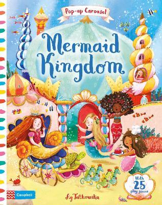 Mermaid Kingdom by Ag Jatkowska