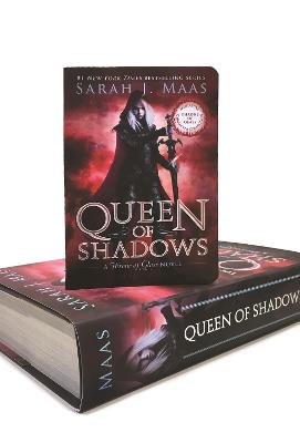 Queen of Shadows (Miniature Character Collection) book
