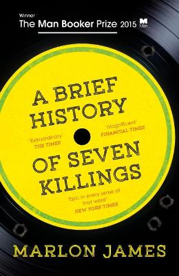 Brief History of Seven Killings book