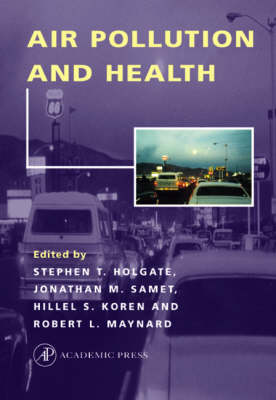 Air Pollution and Health by Professor Stephen T. Holgate
