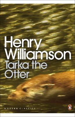 Tarka the Otter book