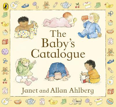 The Baby's Catalogue by Allan Ahlberg
