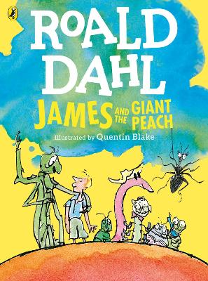 James and the Giant Peach (Colour Edition) book