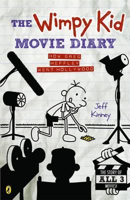 Wimpy Kid Movie Diary Volume 3 book