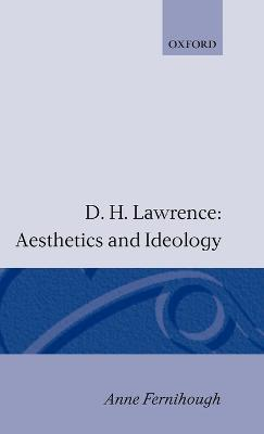 D. H. Lawrence by Anne Fernihough