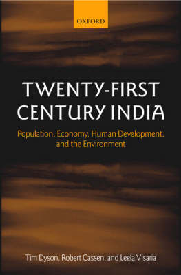 Twenty-First Century India by Robert Cassen