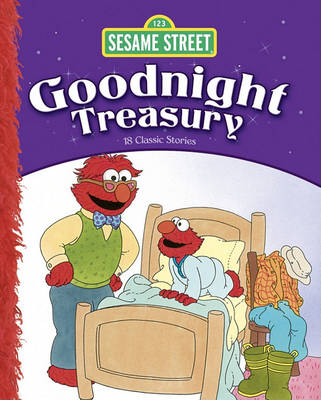Sesame Street Goodnight Treasury by Dover Publications Inc