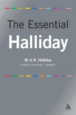 The Essential Halliday by M. A. K. Halliday