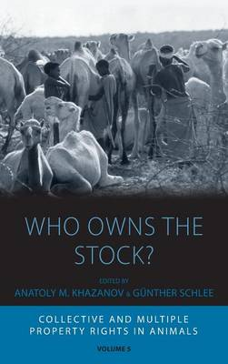 Who Owns the Stock? book