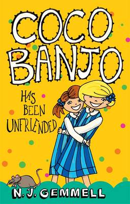 Coco Banjo has been Unfriended book