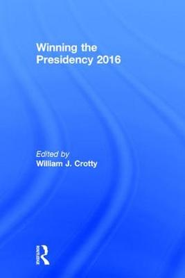 Winning the Presidency 2016 book