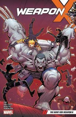 Weapon X Vol. 2 by Greg Pak