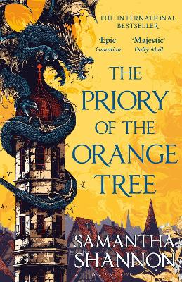 The Priory of the Orange Tree book