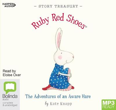 Ruby Red Shoes Story Treasury by Kate Knapp
