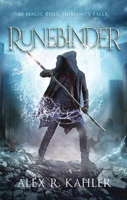 Runebinder by A J Steiger