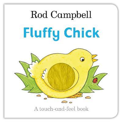 Fluffy Chick book