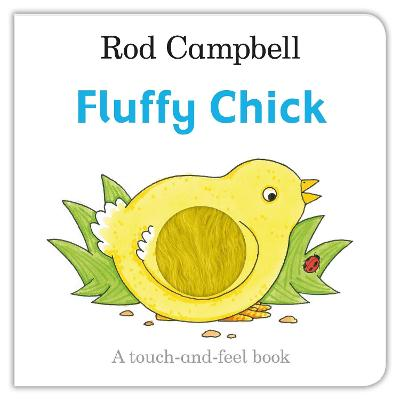Fluffy Chick by Rod Campbell