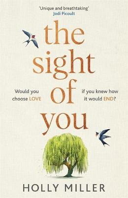 The Sight of You: the love story of 2020 that will break your heart by Holly Miller