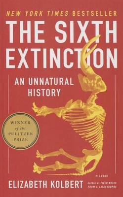 The 6th Extinction by Elizabeth Kolbert