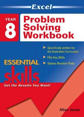 Excel Ess Skil Problem Solv Yr 8 book