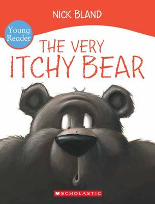 Very Itchy Bear Board Book book