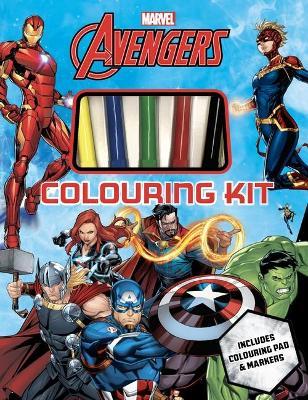Avengers: Colouring Kit (Marvel) book