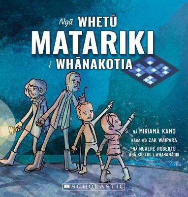 Stolen Stars of Matariki Maori edition by Waipara, Kamo,Miriama