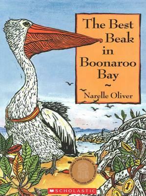 Best Beak in Boonaroo Bay by Narelle Oliver