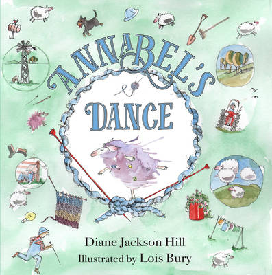 Annabel's Dance by Diane Jackson Hill