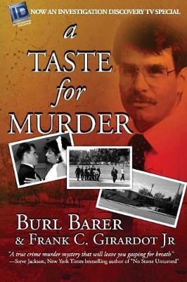 Taste for Murder by Burl Barer