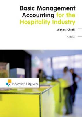 Basic Management Accounting for the Hospitality Industry book