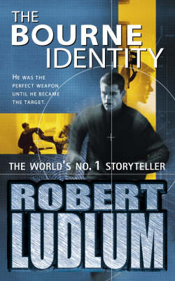 The The Bourne Identity by Robert Ludlum