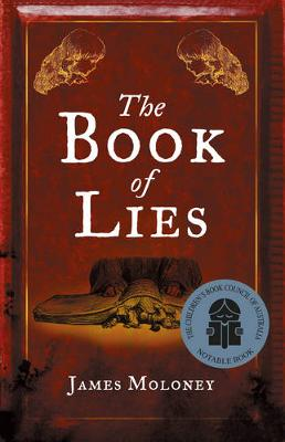 Book Of Lies by James Moloney