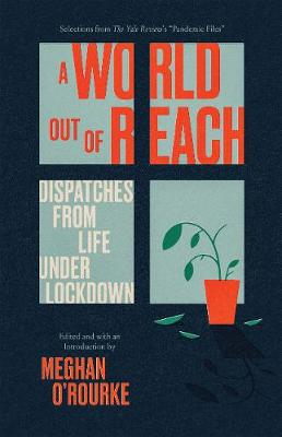 A World Out of Reach: Dispatches from Life under Lockdown by Meghan O'Rourke