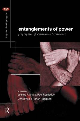 Entanglements of Power book