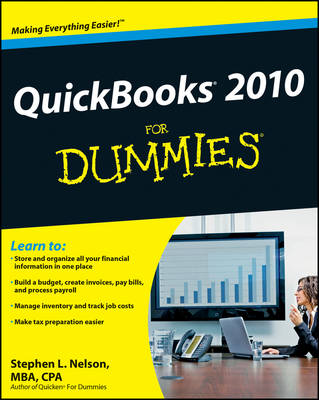 QuickBooks 2010 For Dummies by Stephen L. Nelson