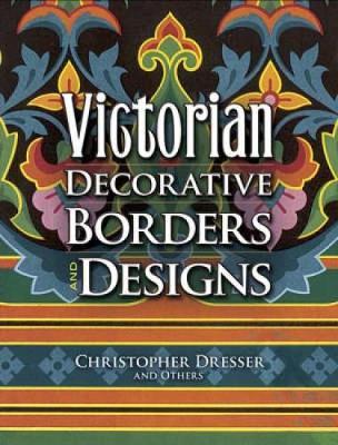 Victorian Decorative Borders and Designs book